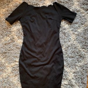 Dresses & Skirts - Black mini dress